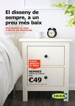 Ofertas de IKEA  en el folleto de Barcelona