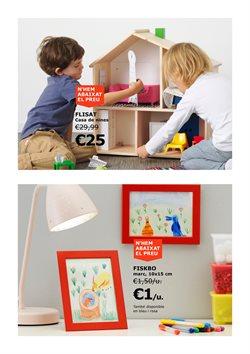 Ofertas de Juguetes  en el folleto de IKEA en Vilanova i la Geltru