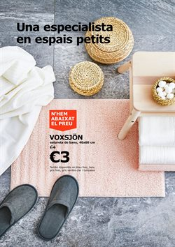 Ofertas de Alfombras  en el folleto de IKEA en Barcelona