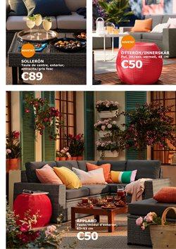 Ofertas de Puff  en el folleto de IKEA en Barcelona