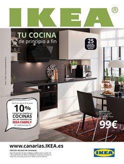 Ofertas de Hogar y muebles  en el folleto de IKEA en Mogán