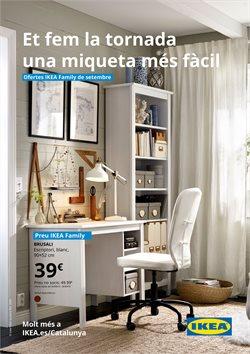 Ofertas de Hogar y muebles  en el folleto de IKEA en Mataró