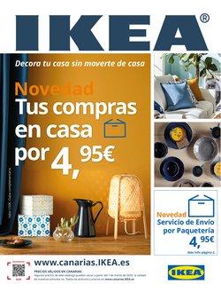 Ofertas de Hogar y Muebles  en el folleto de IKEA en Los Cristianos