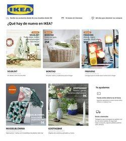 Ofertas de Hogar y Muebles en el catálogo de IKEA en Berrioplano ( 20 días más )