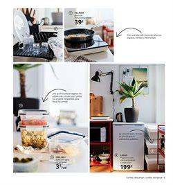 Ofertas de Recipientes herméticos en IKEA