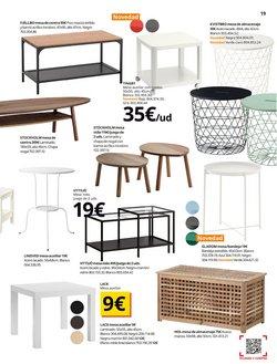 Ofertas de Mesa auxiliar en IKEA