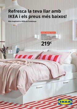 Ofertas de Hogar y Muebles en el catálogo de IKEA ( Caduca hoy)