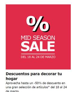 Ofertas de IKEA  en el folleto de Valladolid
