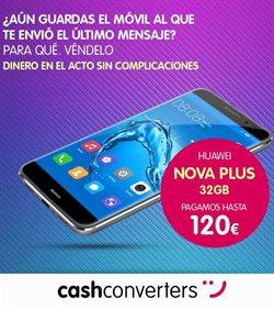 Ofertas de Cash Converters  en el folleto de Valencia