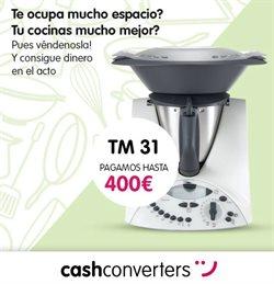 Ofertas de Moulinex  en el folleto de Cash Converters en Ourense