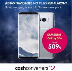 Ofertas de Samsung Galaxy S8  en el folleto de Cash Converters en Alcalá de Henares