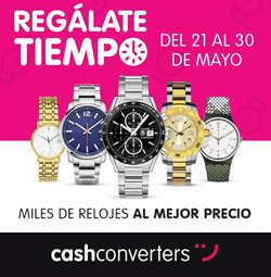 Ofertas de Cash Converters  en el folleto de Madrid