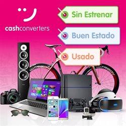 Ofertas de Cash Converters  en el folleto de Sevilla