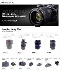 Ofertas de Cámara de fotos  en el folleto de Cash Converters en Dos Hermanas