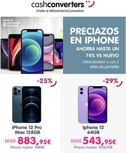 Ofertas de smartphones en el catálogo de Cash Converters ( Caduca hoy)