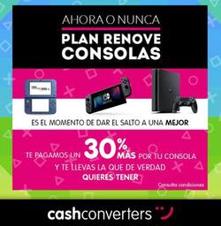 Ofertas de Cash Converters  en el folleto de Dos Hermanas