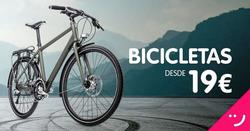 Ofertas de Bicicletas  en el folleto de Cash Converters en San Cristobal de la Laguna (Tenerife)