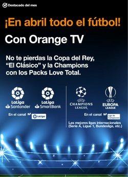 Catálogo Orange ( Publicado ayer)