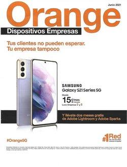 Catálogo Orange ( 8 días más)