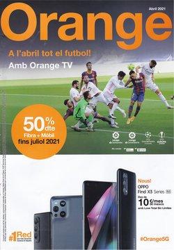 Catálogo Orange ( Más de un mes)