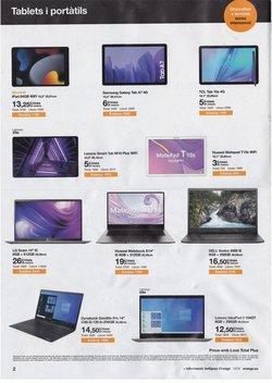 Ofertas de Samsung en el catálogo de Orange ( 16 días más)