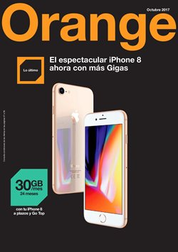 Ofertas de Orange  en el folleto de Mislata
