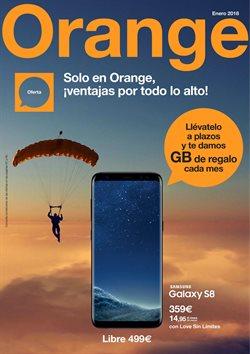 Ofertas de Orange  en el folleto de Ourense