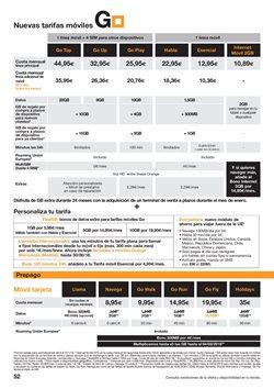 Ofertas de Xiaomi  en el folleto de Orange en Madrid