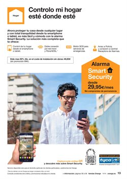 Ofertas de Tarifas móvil  en el folleto de Orange en Sanlúcar de Barrameda