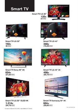 Ofertas de Tv led  en el folleto de Orange en Palamos