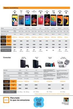 Ofertas de Nokia  en el folleto de Orange en Vecindario