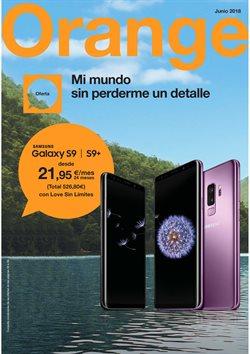 Ofertas de Orange  en el folleto de Alcalá de Henares