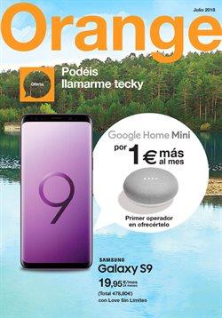 Ofertas de Orange  en el folleto de Madrid