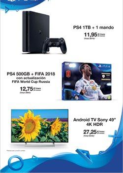 Ofertas de Android tv  en el folleto de Orange en Alcobendas
