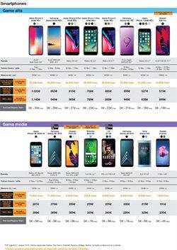 Ofertas de Iphone 7  en el folleto de Orange en Jerez de la Frontera