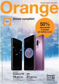 Ofertas de Orange  en el folleto de Bañeza