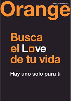 Ofertas de Orange  en el folleto de León
