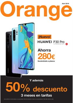 Ofertas de Orange  en el folleto de Oviedo