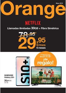 Ofertas de Orange  en el folleto de León