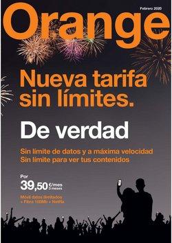 Catálogo Orange en Atarfe ( 4 días más )