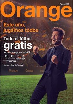 Catálogo Orange ( 6 días más )