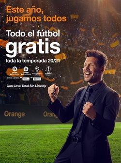 Catálogo Orange en Castelldefels ( 11 días más )