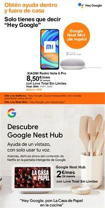 Ofertas de Smartphones Xiaomi en Orange