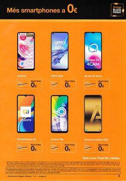Ofertas de Samsung Galaxy A20e en Orange