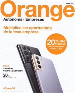 Catálogo Orange ( Caducado)