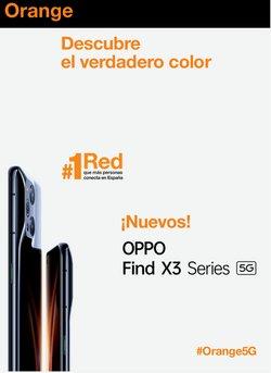 Ofertas de smartphones en el catálogo de Orange ( 11 días más)
