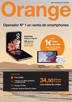 Ofertas de Orange en el catálogo de Orange ( 12 días más)