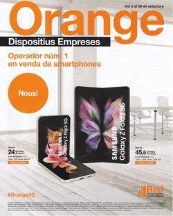 Catálogo Orange ( 5 días más)