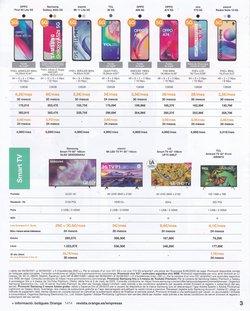 Ofertas de Xiaomi en el catálogo de Orange ( Publicado hoy)