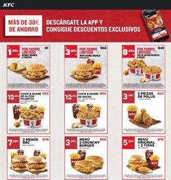 Ofertas de KFC  en el folleto de Mairena del Aljarafe